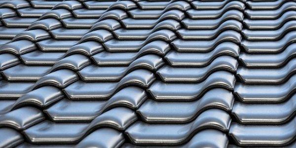 rustic shingle metal roof